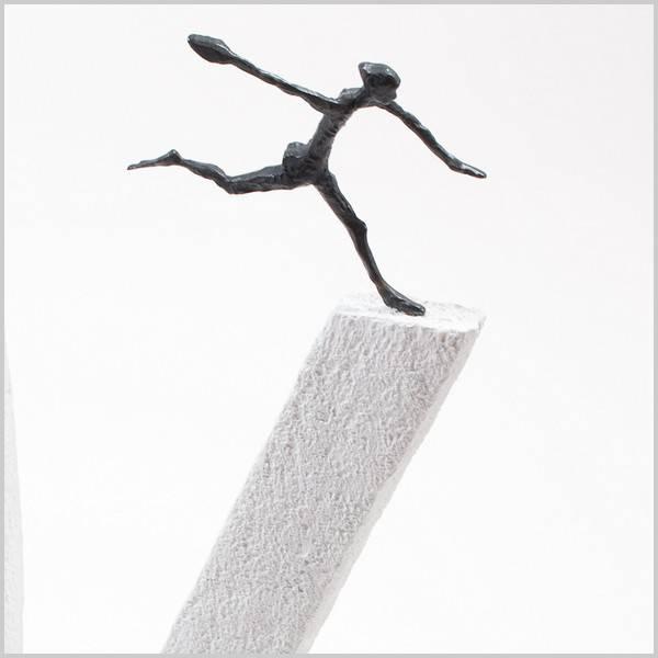 Een sprong voorwaarts
